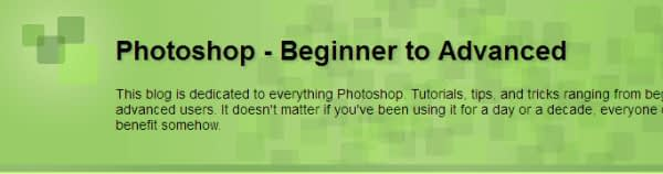 photoshop beginners guide