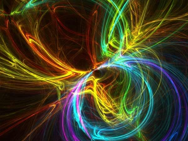 Colorful Abstract wallpaper -IX by ~dizfunctionality